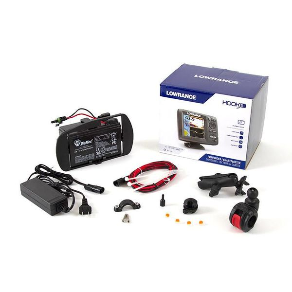 Fishfinder H-Rail Package