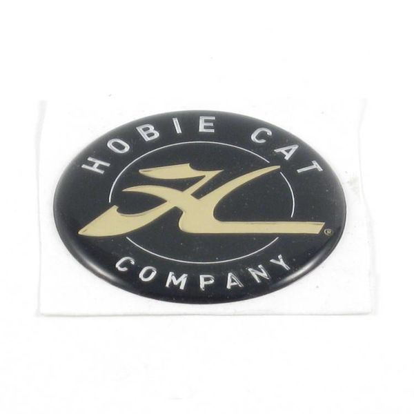 Decal Dome Gold 1.75""