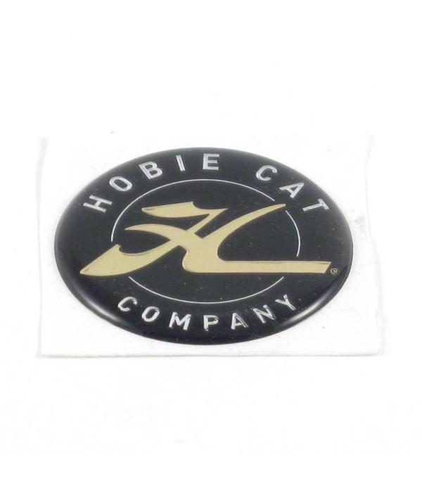 Hobie Decal Dome Gold 1.75""