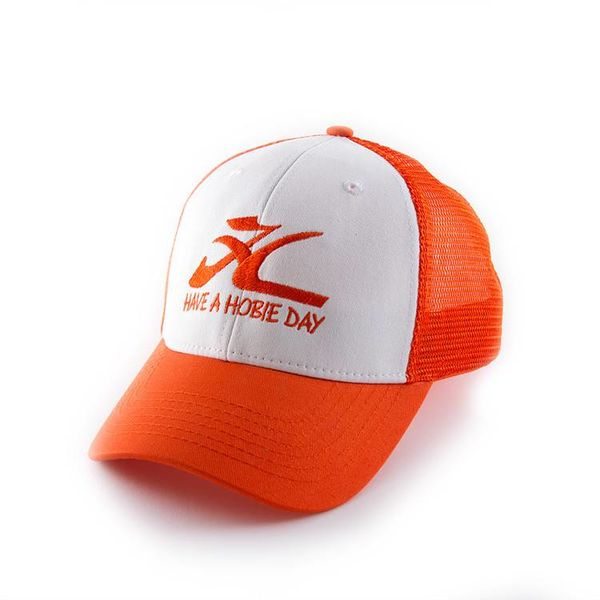 (Discontinued) ''Have a Hobie Day'' Orange Hat