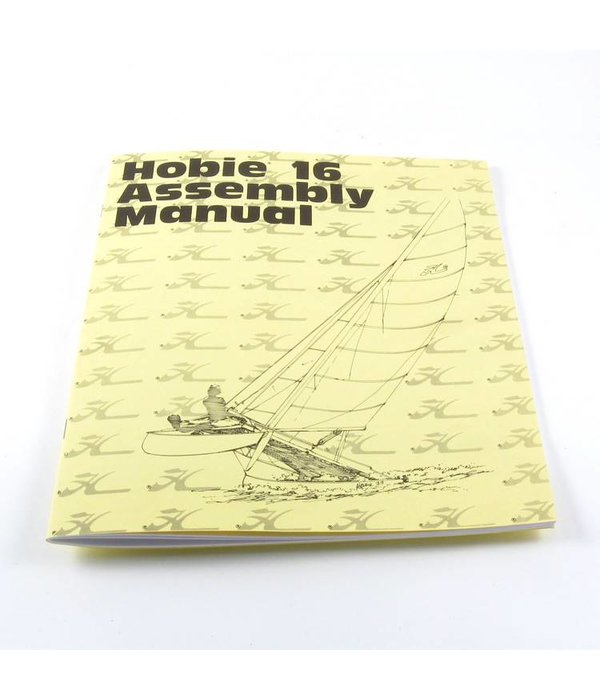 Hobie Assembly Manual H16