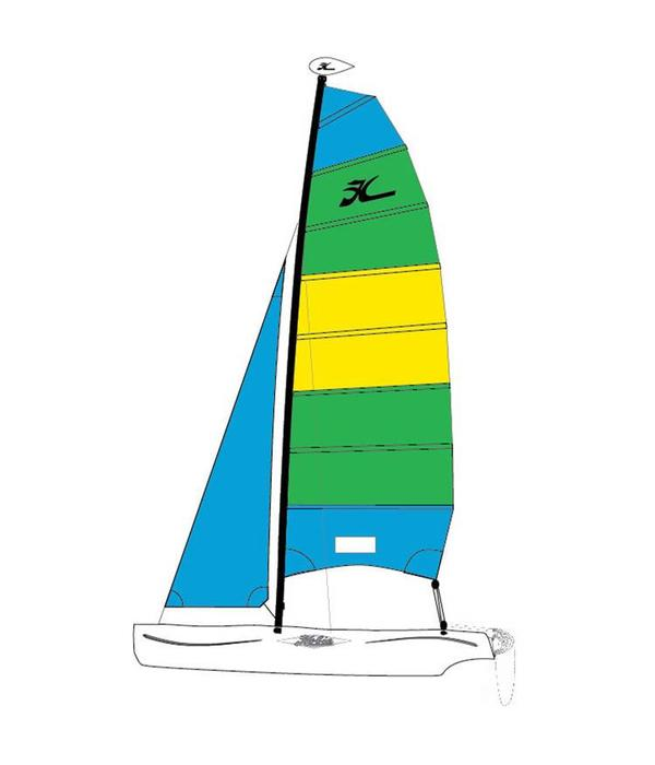 Hobie Getaway Main Sail