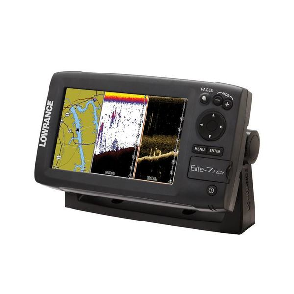 Fishfinder/Gps Elite 7 HDI