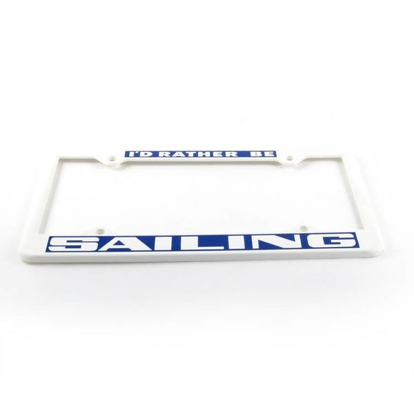 (Discontinued) License Frame-Rather B Sailing