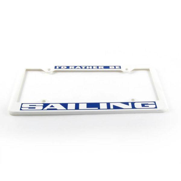 License Frame-Rather B Sailing