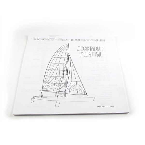 (Discontinued) Assembly Manual H20 Reprint