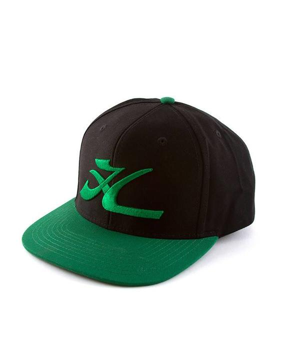 "Hobie Flying ""H"" Hat Green"