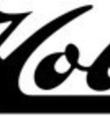 Hobie Decal Hobie Script Black