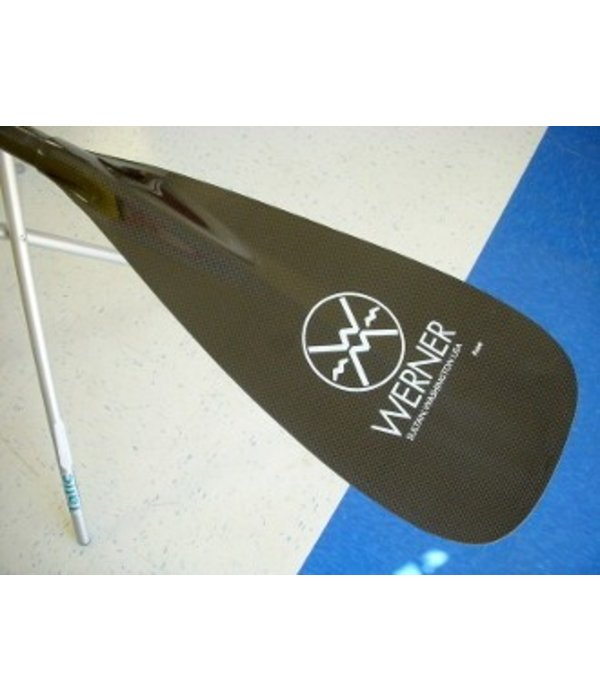 Werner Paddles Paddle Fuse Sup Uncut 65-90In