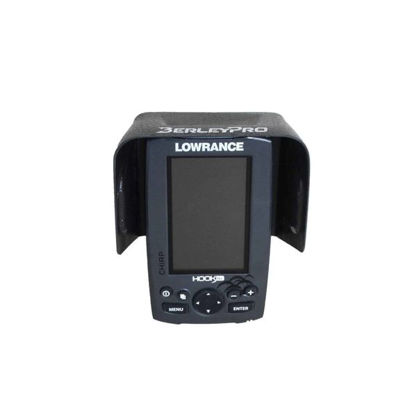 Lowrance Elite 4 Hdi/Hook/Chirp Visor