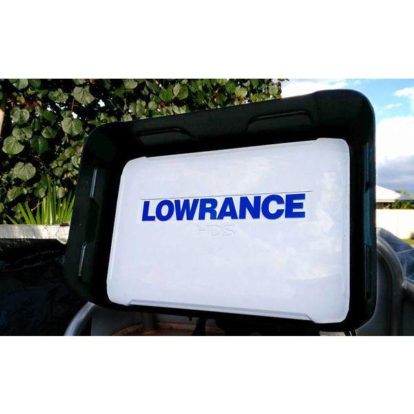 Lowrance HDS 12 Visor
