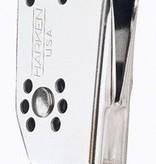 Harken Block 22mm Fiddle With Becket & V-Jamb