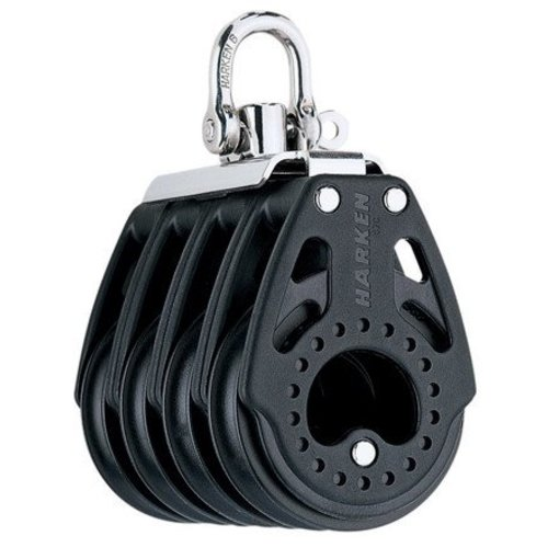 Harken Block 57mm Carbo Quatro