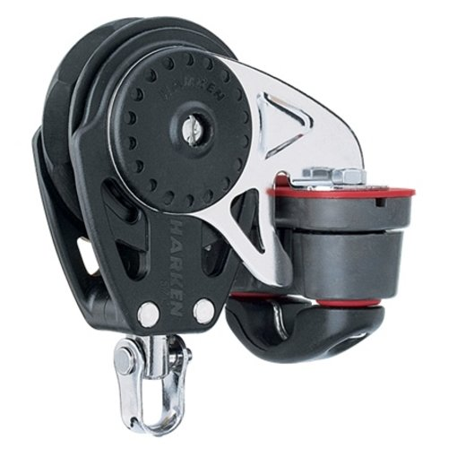 Harken 75mm Ratchomatic With Cleat