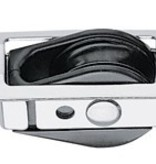 Harken Block 29mm Thru-Deck Wire Sheave With SS Cover