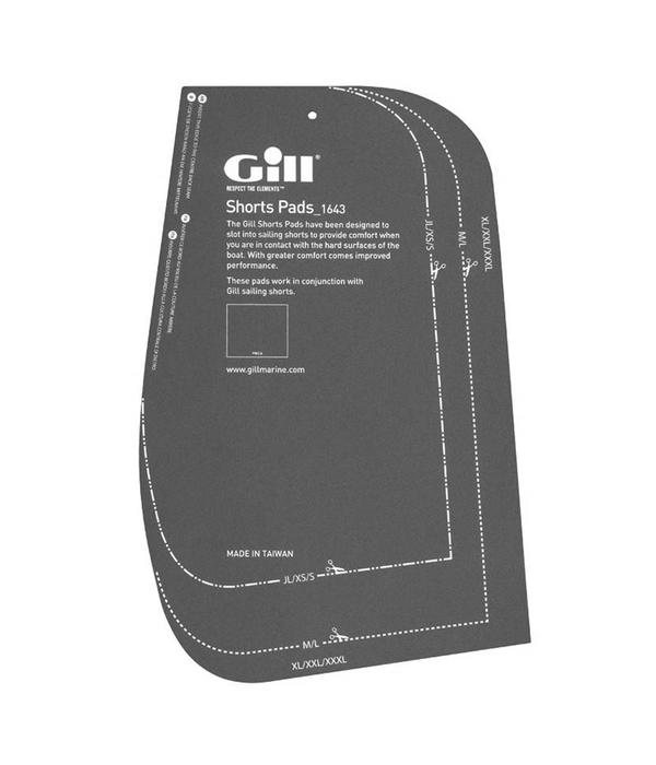 Gill Short Pads Grey