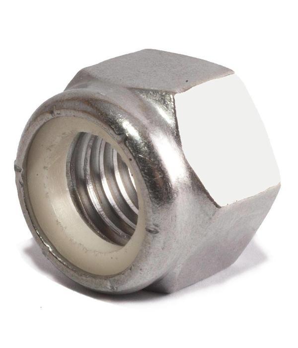 Yak-Gear Locknut 12-24 Ss