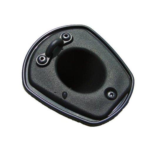 Yak-Gear Flush Mount Rod Holder W/Pad Eye
