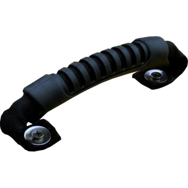Handle Rubber Tipped (2- Hole)