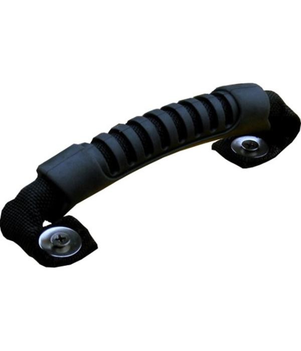 Yak-Gear Handle Rubber Tipped (2- Hole)