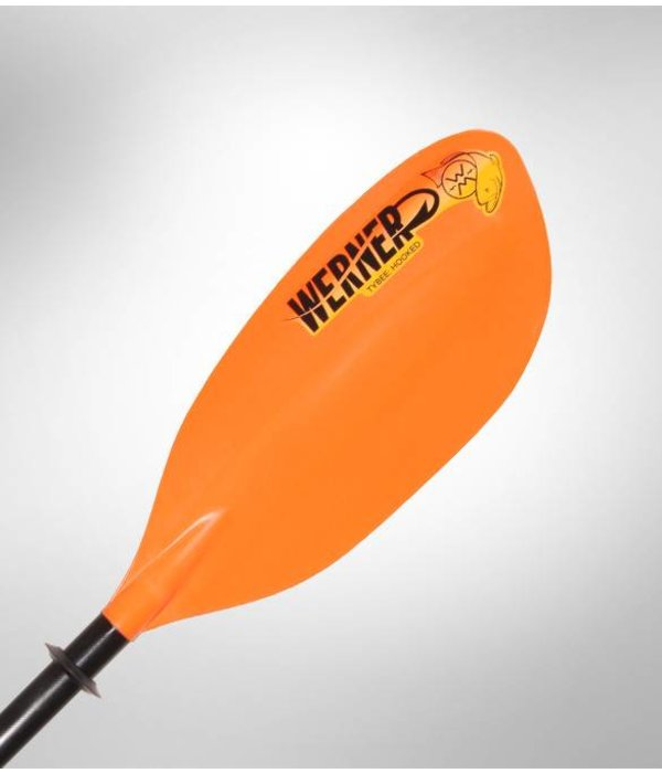 Werner Paddles Tybee Hooked Paddle
