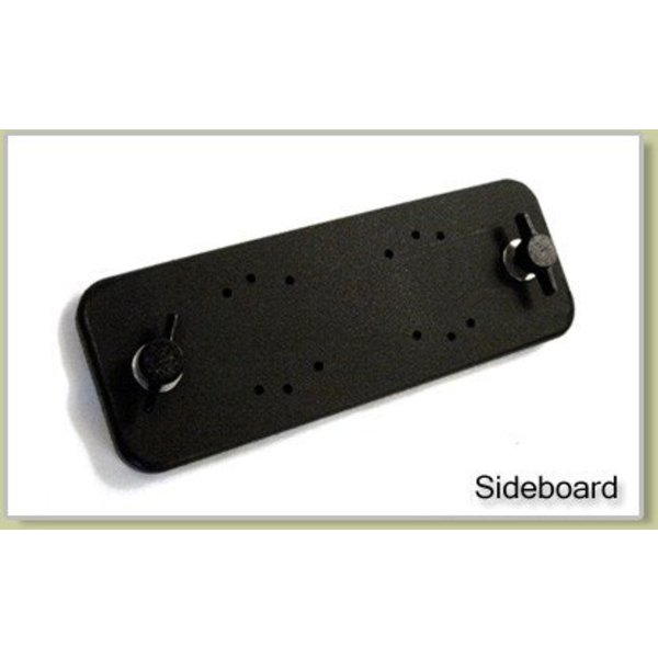 (Discontinued) Sideboard Mini-Slide Trax-Hdwr
