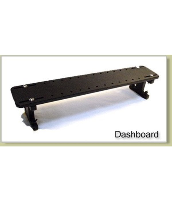 "Mad Frog Gear Dashboard Kit 22"" x 4"" With Legs Hardware"