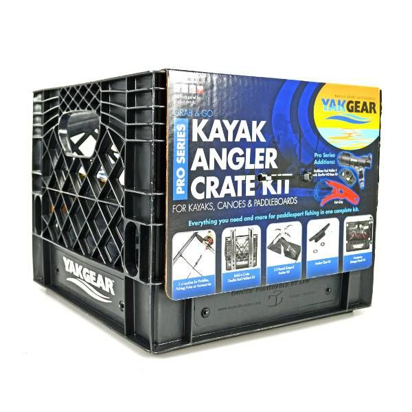 Anglers Crate Kit Pro