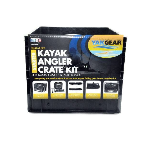 Anglers Crate Kit Starter