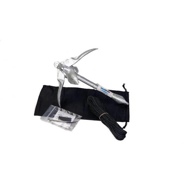Anchor In A Bag 3.3Lb Grapnel