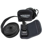 Yak-Gear Tie Down Straps With Cover 15'