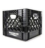Yak-Gear Milk Crate Black 13X13