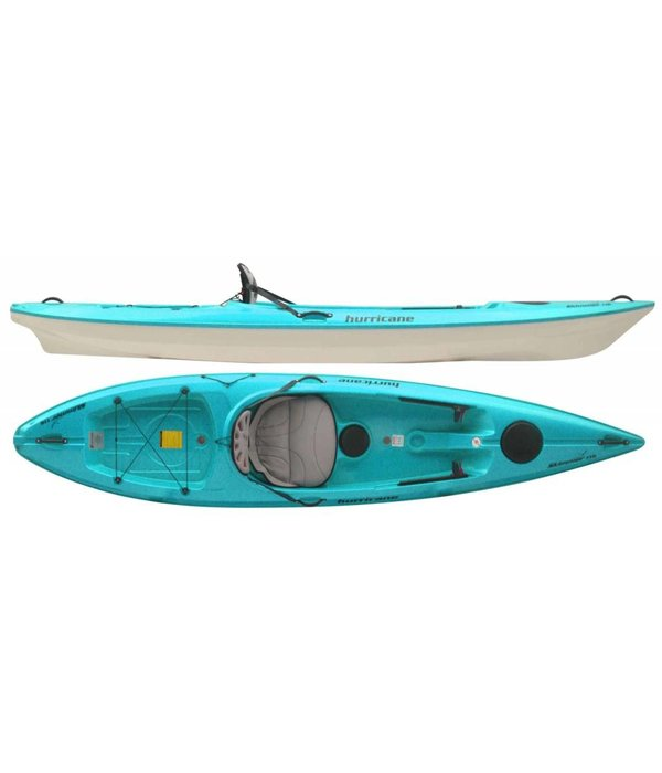 Hurricane Kayaks Skimmer 116 With 1st Class Frame Seat