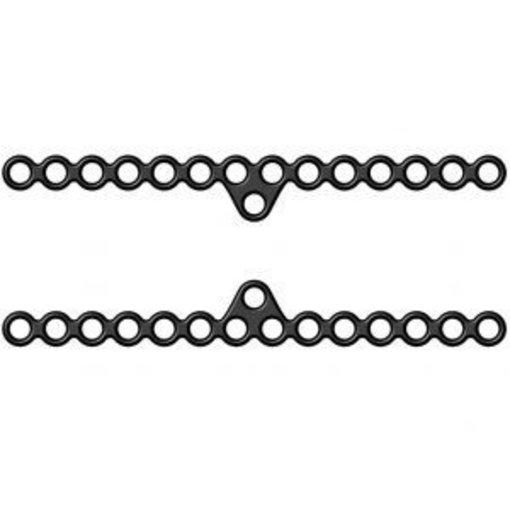 NuCanoe Ring Strap With Hardware (Pair)