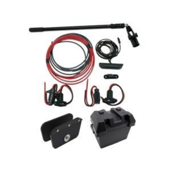 Plug & Play Motor Kit Transom Mount