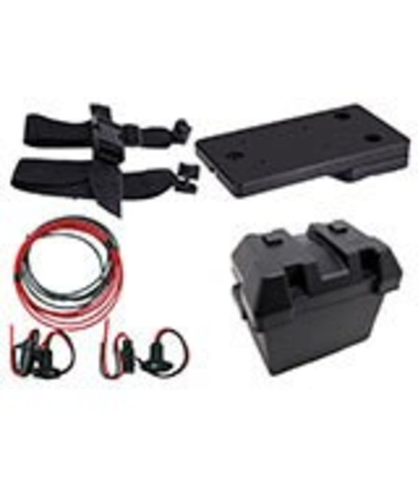 NuCanoe Plug & Play Kit – Bow Motor Mount – Pursuit