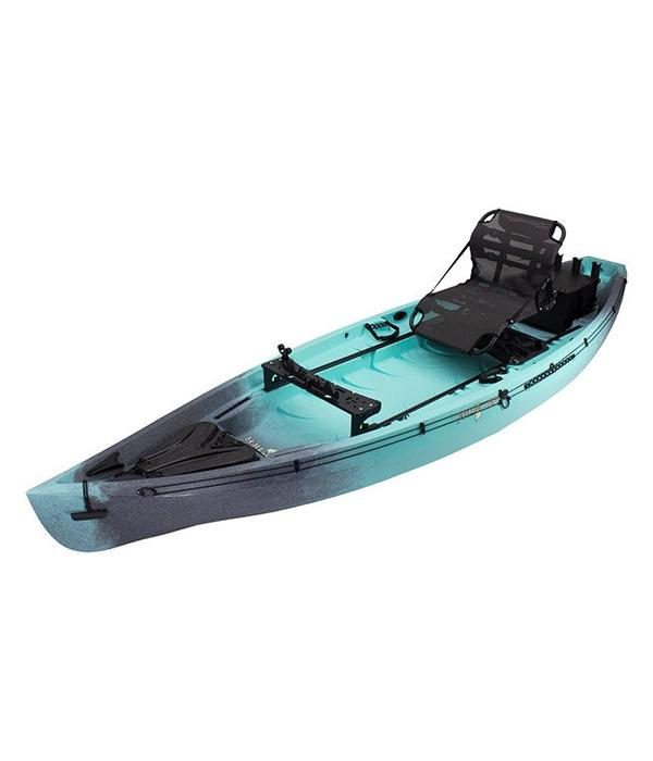 NuCanoe Frontier Essential Angler Package