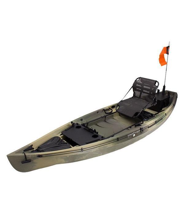NuCanoe Frontier Pro Angler Package
