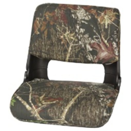 NuCanoe Camo Max 360 Seat w/ Swivel Seat Mount Kit
