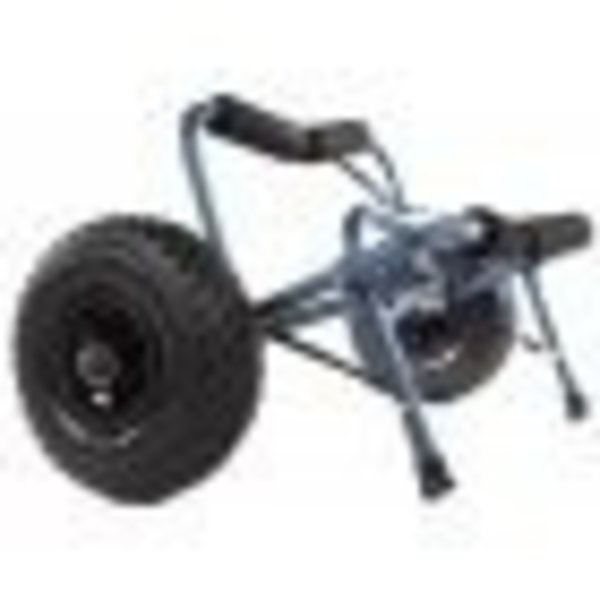 Boat Cart w/ All Terrain Wheels (Pneumatic Tire)