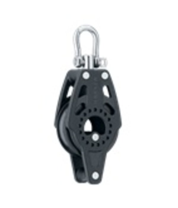 Harken Block 40mm Carbo Single With Swivel & Becket