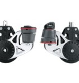 Harken Block 40mm Carbo Swivel With Becket & Cam Cleat