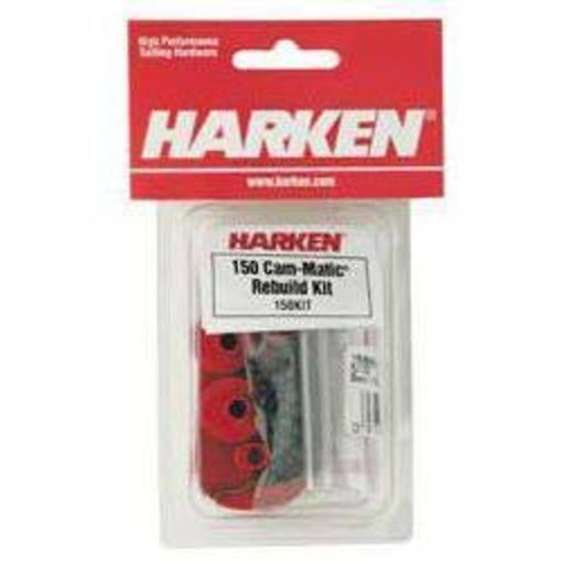 Harken Cam-Matic Rebuild Kit With Bearings (HAR 150 Rebuild Kit)