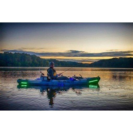 SuperNova Extreme Kayak Kit- Bow- Green, Stern-Green, Cabin-Red