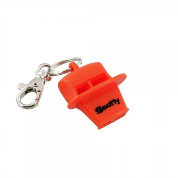 Pealess LifeSaver Whistle
