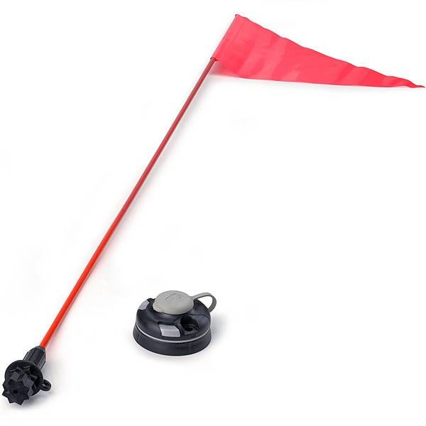 Flag Whip & Pennant With Starport