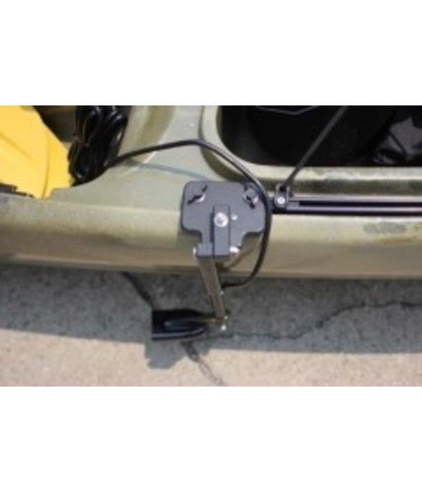 Mad Frog Gear Transducer Deployment Arm 16