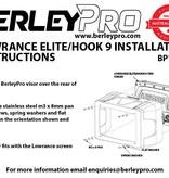 BerleyPro Lowrance Elite/Hook 9 Visor