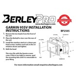BerleyPro Garmin ECHOMAP 95SV Visor