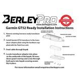 BerleyPro Garmin GT52 Transducer Mount for Hobie Kayaks